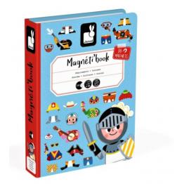Janod Kutija s magnetima - kostimi za dječake