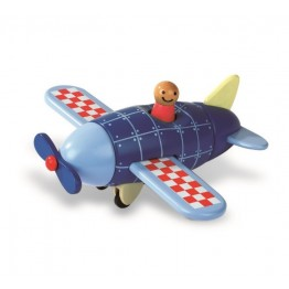 Janod avion na magnet