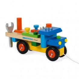 Janod šareni kamion s alatima