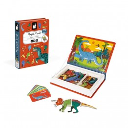 Janod Kutija s magnetima - Dinosauri