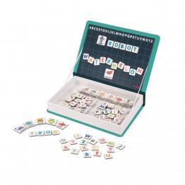 Janod Kutija s magnetima -Abeceda (Engleski)