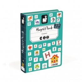 Kutija s magnetima -Abeceda (Engleski)