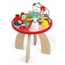 Janod aktivni stol -Dječja Šuma