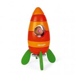 Janod raketa - mrkva i zeko