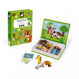 Janod Kutija s magnetima - životinje