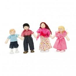 Le Toy Van Moja obitelj lutaka