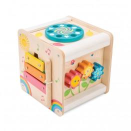 Le Toy Van Aktivna kocka za najmanje