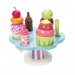 Karlov sladoled drvena igračka