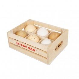 Le Toy Van Kašeta s jajima