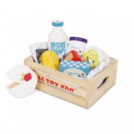 Le Toy Van Kašeta s mliječnim proizvodima