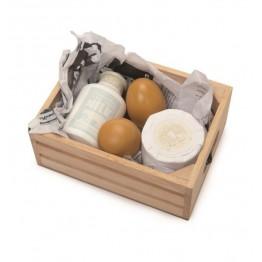 Le Toy Van Kašeta sa jajima i mlijekom