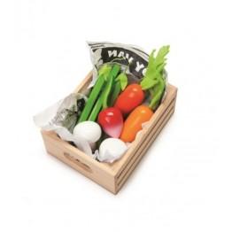 Le Toy Van Kašeta sa povrćem