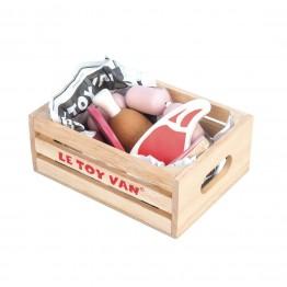 Le Toy Van Kašeta s mesom