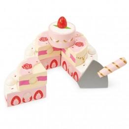 Le Toy Van Svadbena torta s jagodama
