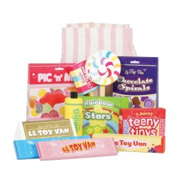 Le Toy Van drvena igračka - Vreća puna slatkiša