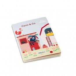 Farma - Moja prva slikovnica/puzzle
