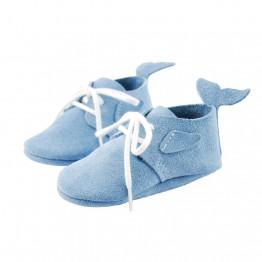 Cipele za bebe Little Lambo Oxford Dolphin