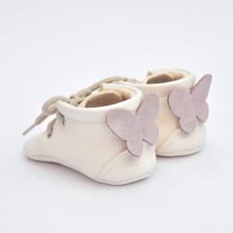 Cipele za bebe Little Lambo Booties Milk/S.Beauty
