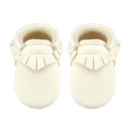 Cipele za bebe Little Lambo Fringe Milk