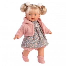 Llorens Lutka Aitana roza 33 cm