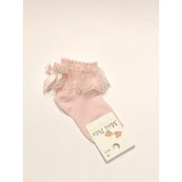 Meia Pata čarape -roze