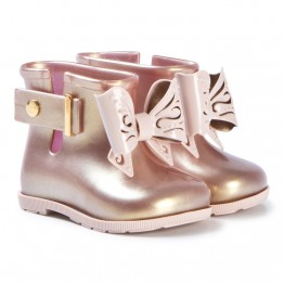 Mini Melissa Sugar Rain - Pink