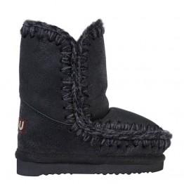 Mou crne čizme za djecu