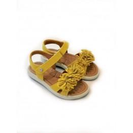 Naturino sandale Pompon