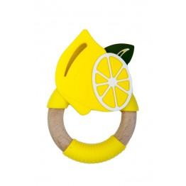 Nibbling grickalica za zubiće - Limun