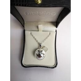 Bola ogrlica za trudnice-moonstone