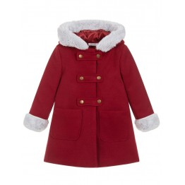 Patachou crveni kaput