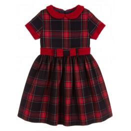 Patachou Tartan haljina
