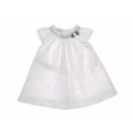 Paz Rodriguez bijela haljina od čipke