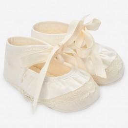 Paz Rodriguez cipelice za bebe/ bež