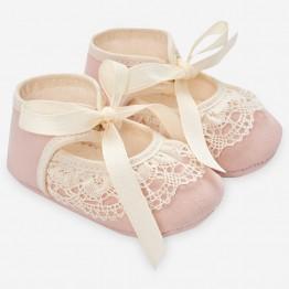 Paz Rodriguez cipelice za bebe/ roze