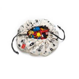Play&Go vreća i podloga za igru mini- Space