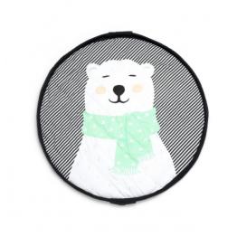 Play&Go vreća i podloga za igranje - Polar Bear