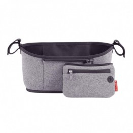 Skip Hop Organizator za kolica - Heather Grey