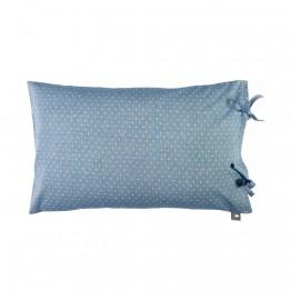 Snug jastučnica za dječji jastuk plava