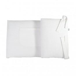 Snug ogradica za dječji krevetić bijela