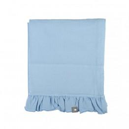 Snug plahta za pokrivanje s volanima