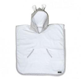 Vinter&Bloom poncho ručnik Calm Grey
