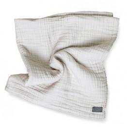 Vinter&Bloom muslin deka Dove Grey