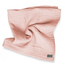 Vinter&Bloom muslin deka Dusty Rose