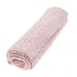 Vinter&Bloom deka Grace pink