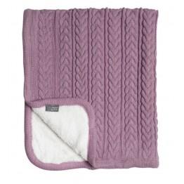 Vinter&Bloom deka Cuddly Soft pink