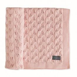 Vinter&Bloom deka Moment roza
