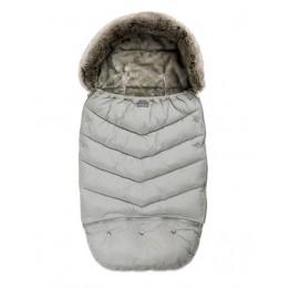 Vinter&Bloom zimska vreća za kolica Silvergrey