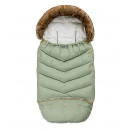 Vinter&Bloom zimska vreća za kolica Green