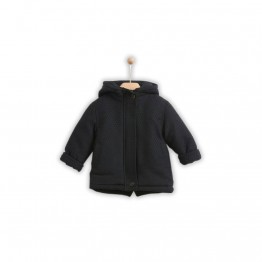 Yellowsub crni kaput za djevojčice